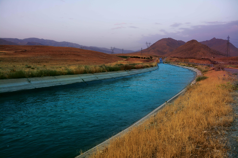 Shaygan Co.Qazvin Irrigation